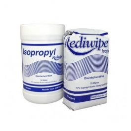 Rediwipe Isopropyl Wipes