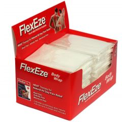 FLEXEZE HEAT BODYWRAP -Box of 24